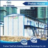 EPS多くで使用される鋼鉄サンドイッチパネルのプレハブの家