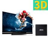 KastenAndroid 7.1 Fernsehapparat-M95 Amlogic Rk3229 Vierradantriebwagen-Kern 64bit 1GB Support 4K HD DES RAM-8GB ROM-2.4GHz WiFi