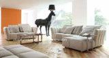Sofá seccional de la tela de la sala de estar moderna de clase superior del estilo (MS1102)