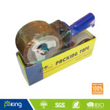 Baixa fita adesiva acrílica da embalagem de Bown BOPP do ruído