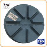 L'épaisseur 6 mm Tampon à polir l'outil de diamants pour les carreaux, le plancher de granit. Le marbre, de quartz