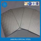 Ss 304 het In reliëf gemaakte Blad van uitstekende kwaliteit van het Roestvrij staal