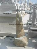 Scultura di pietra del giardino del granito per il paesaggio del giardino