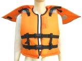 Джинсовой ткани малышей Ce конструкции способа спасательный жилет Nylon Approved морской с клобуком
