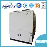 Sistema de calefacción de tornillo refrigerado por aire de la bomba de calor