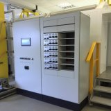 chaîne de production de cylindre de gaz de 15kg LPG ligne d'enduit de poudre d'équipements industriels de corps