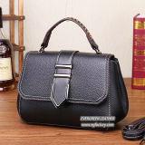 Signora Handbags Emg5307 di disegno del sacchetto di spalla del cuoio genuino di modo più nuova