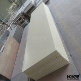 Modification de bonne qualité Corian Surface solide pour salle de bains des panneaux muraux