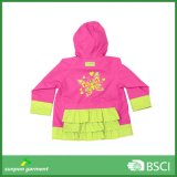 Impermeabile caldo di Children di vendita con stile Colourful