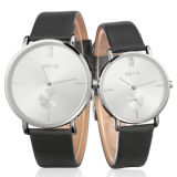Hot Sale Couple Mesdames montre-bracelet montres quartz (WY-1063GO)