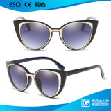 在庫の2017の新式の猫3 UV400 Vintateの文字プラスチックサングラス