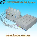 HP81 CISS pour Desginjet D5800 de kits de remplissage d'encre de l'imprimante