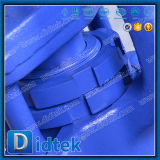 Didtekの貿易保証の炉のワームギヤが付いている鋼鉄ゲート弁