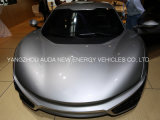 Nuova automobile sportiva elettrica venente di disegno freddo