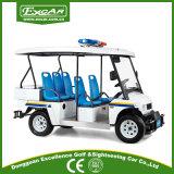 Электрическое багги, электрическая Sightseeing тележка гольфа, тележки патруля