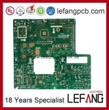 Multilayer Enig Gold Industrial Control Motherboard PCB Electronics Board Circuit