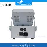 Superventas 12pzas 18W 6en1 inalámbrico boda DMX PAR LED de alimentación de batería de luz de iluminación de escenarios