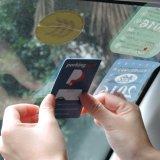 EPC Gen2 Alien 9662 H3 UHF RFID tarjeta de estacionamiento