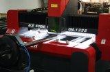 Máquina de estaca dupla inovativa do laser da fibra da câmara de ar da transmissão do parafuso da esfera de Ezletter (GL1325)