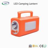Cobrar de acampamento recarregável do USB da lanterna do diodo emissor de luz da energia nova