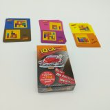 Новые продавая многофункциональные удачливейшие карточки Iq печатание с манипуляцияом цифрами Yh334