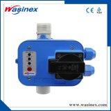 Ajuste da bomba de água automático Controlador de Pressão com ficha europeia