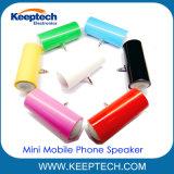 Mini altavoz portátil para teléfono móvil MP3 iPod con conector de clavija de 3,5 mm