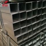 Tubo cuadrado galvanizado tubos Pre-Galvanizado del acero del ms carbón de la buena calidad ASTM A500 del fabricante de China