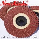 Заслонка колеса для древесины, пластика и алюминия и нержавеющей стали