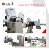 PP PE Plastique bouletage Machine/Ligne/bouletage la granulation de machine