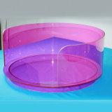 Handgemachtes Acrylhaustier-Produkt-Plexiglas-Hundeluxuxbett