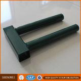 Clôture provisoire décorative de PVC de contrôle piétonnier de la Chine