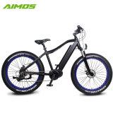 Motor de accionamiento de mediados de bicicleta eléctrica de la ciudad de Alta Potencia Bicicleta eléctrica