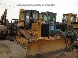 Entraîneur initial utilisé du tracteur à chenilles D4h de bouteur de chenille du chat D4h
