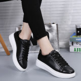 標準的な女性の革靴の運動靴(FTS1019-29)