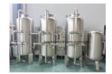 Terminer 1T/H 2T/H bouteille de remplissage de liquide de jus de fruits de l'embouteillage de ligne de production