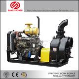 3 pulgadas de alta presión eléctrica Motor Diesel Bomba de agua para riego agrícola