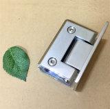 Bevel сплав цинка шарнир двери 90 градусов установленный стеной стеклянный