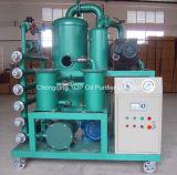 두 배 단계 진공 절연제 기름 정화 장비 (ZYD)