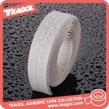 Il singolo bianco della colla 60mm calafata il nastro del testo fisso della striscia, lega per il sigillatore della vasca da bagno