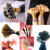 Бразильский волос волосы Pre-Bonded лак для ногтей (PPG-l-0368)