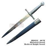 [إيوروبن] فارسة خنجر خنجر تاريخيّ [40كم] [هك8532]
