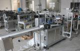 Maquinaria del aluminio 2017 para el guante no tejido que hace la máquina
