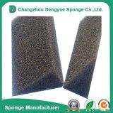 Bâtiment d'utilisation du filtre à poussière de gouttière 30ppi Filtre d'efficacité grossier en mousse réticulée