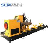 CNC de Scherpe Machine van het Profiel van de Pijp