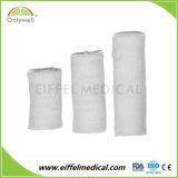 Piscina de emergência médica conforme PBT bandagem elástica