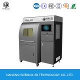 De hoge 3D Printer van de Hars SLA van de Machine van de Druk van de Nauwkeurigheid Industriële 3D