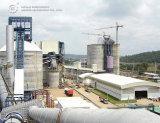 Remplir petite usine de ciment (300DPT-1000DPT) avec du ciment Mill et le four