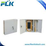 FTTH/FTTX 12/24/48/72 портов/Core ODF/шкаф настенный монтаж оптических/волоконно-оптический кабель коммутационной панели
