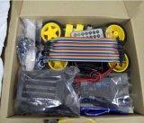 Bluetooth esperto de venda quente que segue o carro do robô da vacância do obstáculo para o vapor Edution